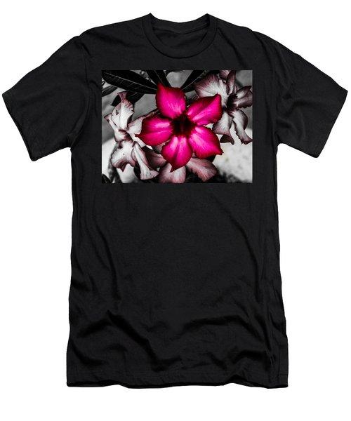 Flower Dreams Men's T-Shirt (Athletic Fit)