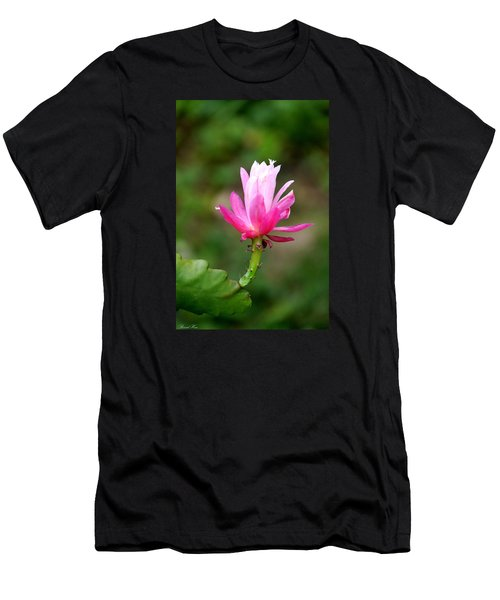 Flower Edition Men's T-Shirt (Athletic Fit)