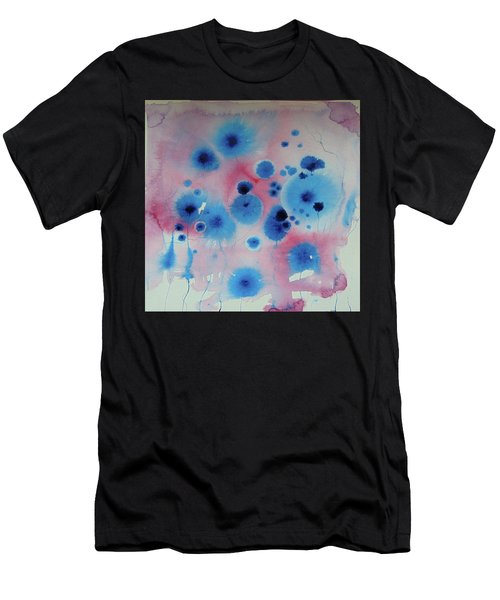Flower Energies  Men's T-Shirt (Athletic Fit)