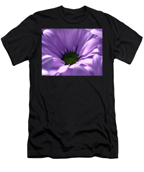 Flower Macro Beauty 4 Men's T-Shirt (Athletic Fit)