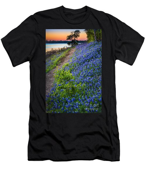 Flower Mound Men's T-Shirt (Athletic Fit)