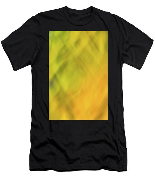Flower Of Fire 1 Men's T-Shirt (Athletic Fit)