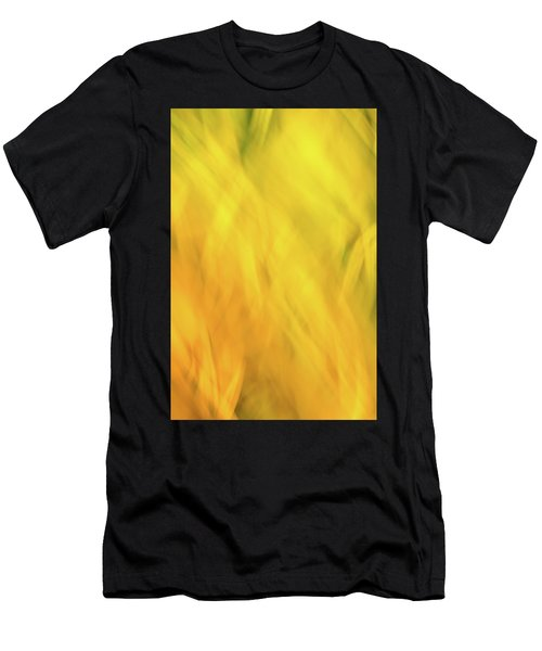 Flower Of Fire 2 Men's T-Shirt (Athletic Fit)
