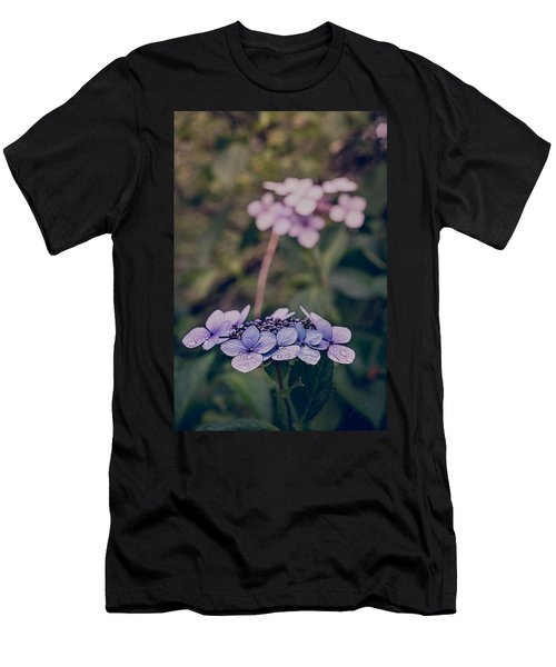 Men's T-Shirt (Athletic Fit) featuring the photograph Flower Of The Month by Gene Garnace