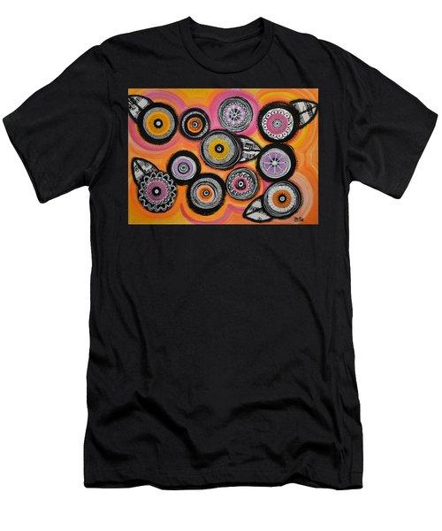 Flower Series 10 Men's T-Shirt (Athletic Fit)