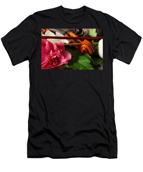 Flower Song Men's T-Shirt (Athletic Fit)