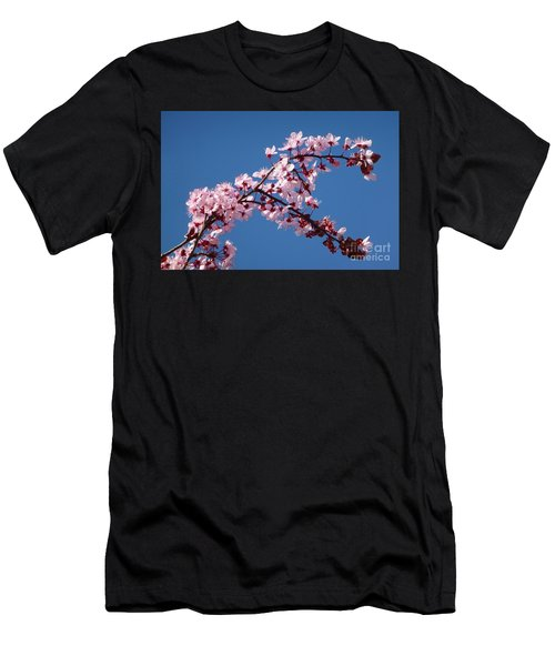 Flowering Of The Plum Tree 4 Men's T-Shirt (Athletic Fit)