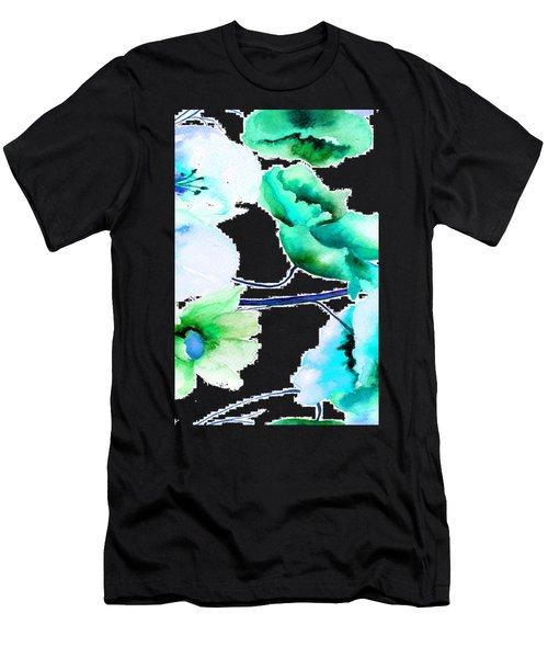 Flowers 05 Men's T-Shirt (Athletic Fit)
