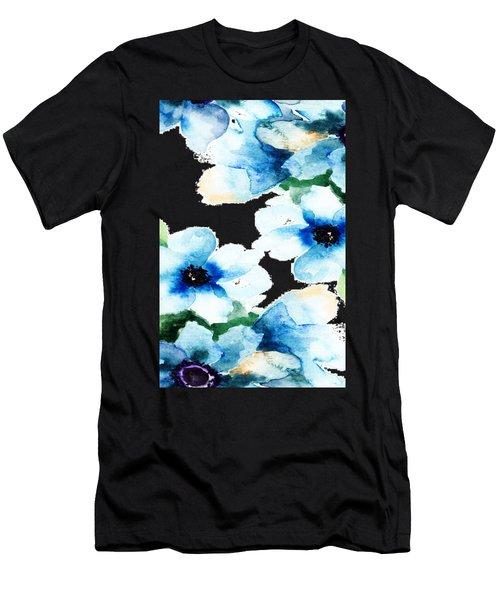 Flowers 06 Men's T-Shirt (Athletic Fit)