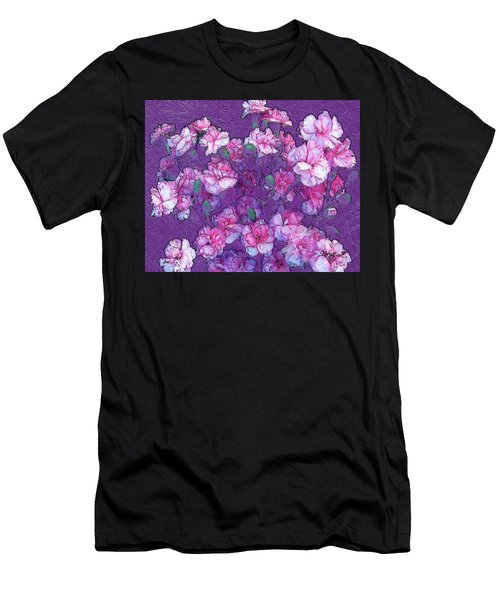 Flowers #063 Men's T-Shirt (Athletic Fit)
