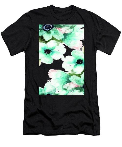 Flowers 07 Men's T-Shirt (Athletic Fit)