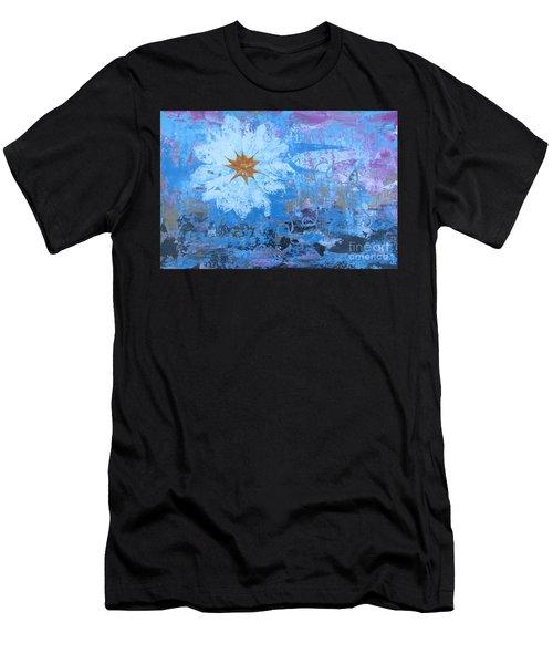 Flowers 19 Men's T-Shirt (Athletic Fit)