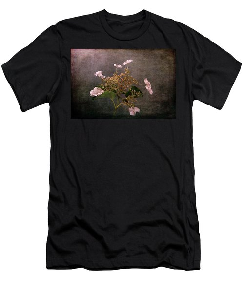 Men's T-Shirt (Athletic Fit) featuring the photograph Flowers For The Mind by Randi Grace Nilsberg