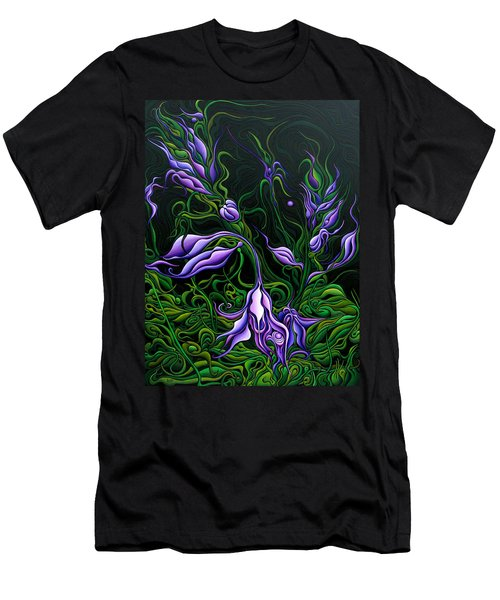 Flowers From The Failed Fiction Men's T-Shirt (Athletic Fit)