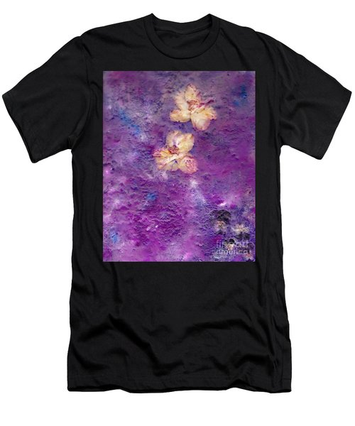 Flowers From The Garden Men's T-Shirt (Athletic Fit)
