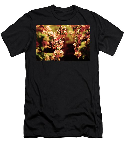 Men's T-Shirt (Athletic Fit) featuring the photograph Flowers by Lucian Capellaro