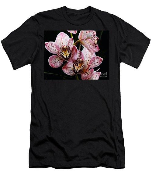 Flowers Of Love Men's T-Shirt (Athletic Fit)