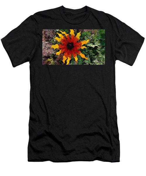 Flowerworks Men's T-Shirt (Athletic Fit)