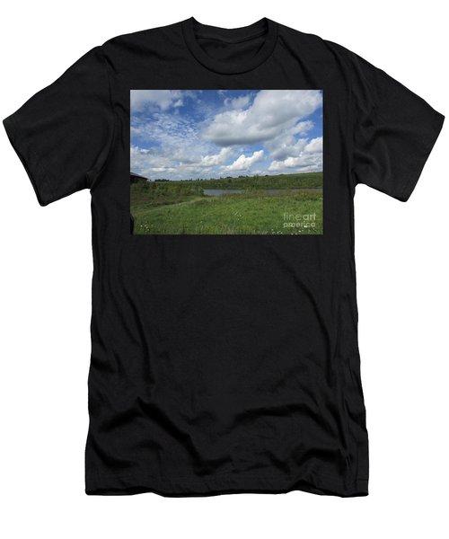 Flowing Low Men's T-Shirt (Athletic Fit)