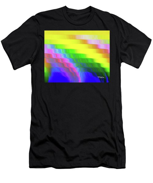 Flowing Whimsical #113 Men's T-Shirt (Athletic Fit)