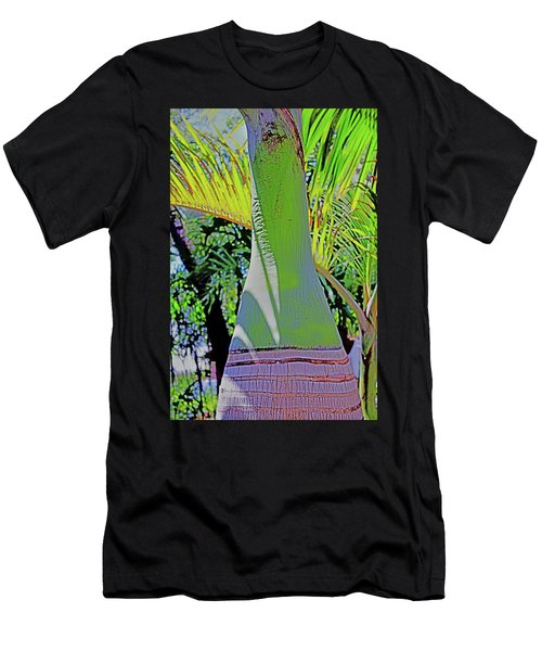 Fluorescence Of Florida Men's T-Shirt (Athletic Fit)