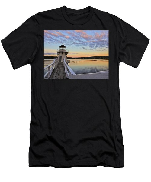 Fly By Morning Men's T-Shirt (Athletic Fit)