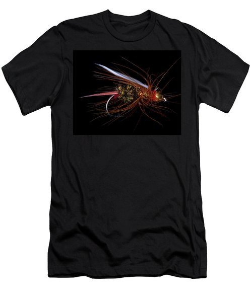 Fly-fishing 4 Men's T-Shirt (Athletic Fit)