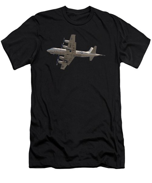 Fly Navy T-shirt Men's T-Shirt (Athletic Fit)
