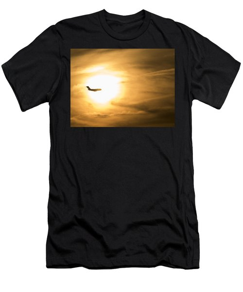 Fly To The Sun Men's T-Shirt (Athletic Fit)