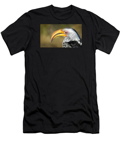 Flying Banana Men's T-Shirt (Athletic Fit)