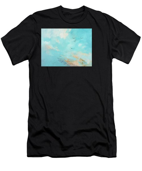 Flying High Men's T-Shirt (Athletic Fit)