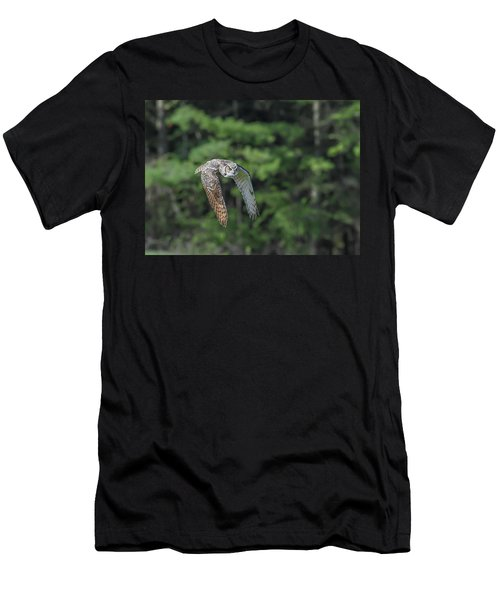 Flying Low... Men's T-Shirt (Athletic Fit)