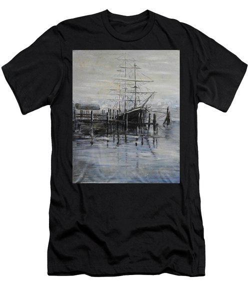 Fog Bound At Tillamok Men's T-Shirt (Athletic Fit)