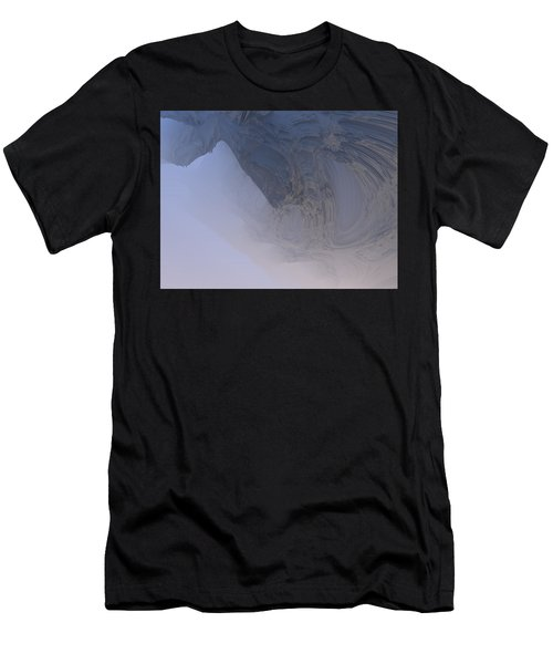 Fog In The Cave Men's T-Shirt (Athletic Fit)