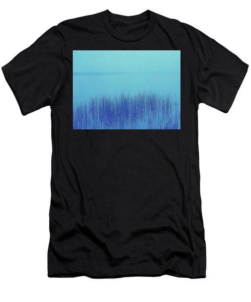 Fog Reeds Men's T-Shirt (Athletic Fit)