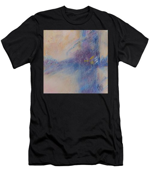 Foggy Crossroad Men's T-Shirt (Athletic Fit)
