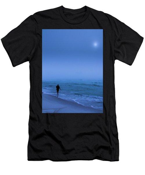 Foggy  Men's T-Shirt (Athletic Fit)