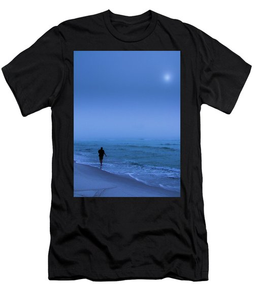 Foggy  Men's T-Shirt (Athletic Fit)