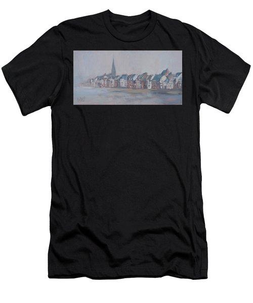 Foggy Wyck Men's T-Shirt (Athletic Fit)