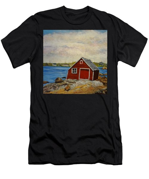 Fogo Men's T-Shirt (Athletic Fit)