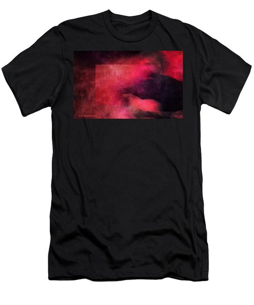 Folk Singer Men's T-Shirt (Slim Fit) by Karl Reid