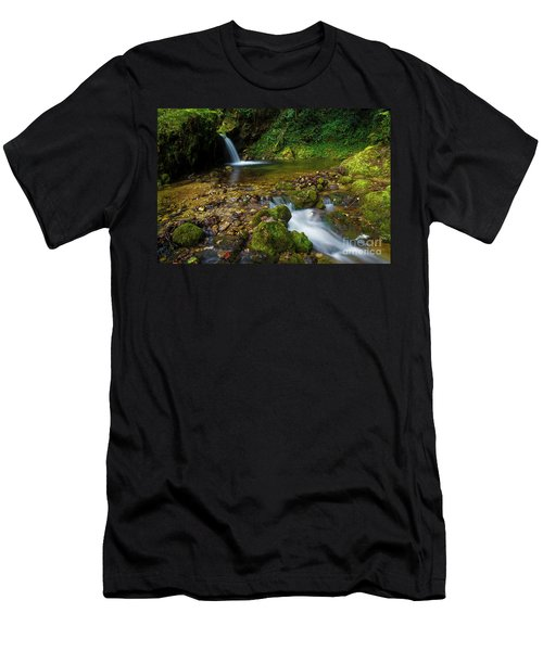 Men's T-Shirt (Slim Fit) featuring the photograph Follow It by Yuri Santin