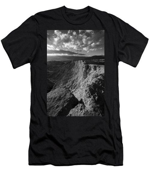 Font's Point Men's T-Shirt (Athletic Fit)