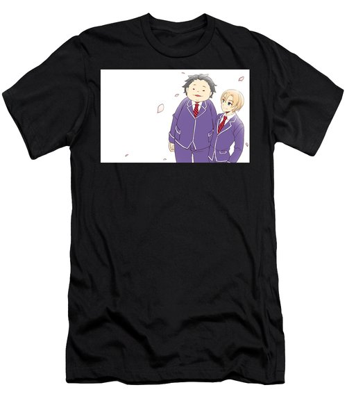 Food Wars Shokugeki No Soma Men's T-Shirt (Athletic Fit)