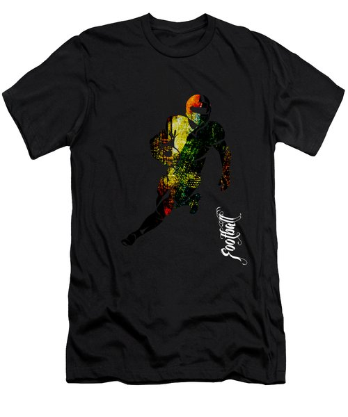 Football Collection Men's T-Shirt (Athletic Fit)