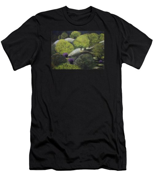 Foothill Spring Men's T-Shirt (Athletic Fit)