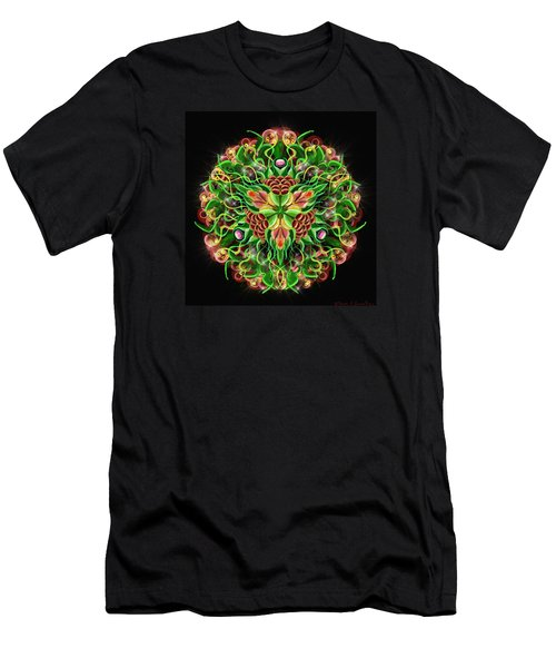 Forbidden Flower Men's T-Shirt (Athletic Fit)