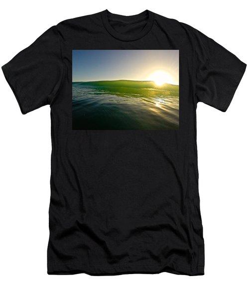 Force Of Light Men's T-Shirt (Athletic Fit)