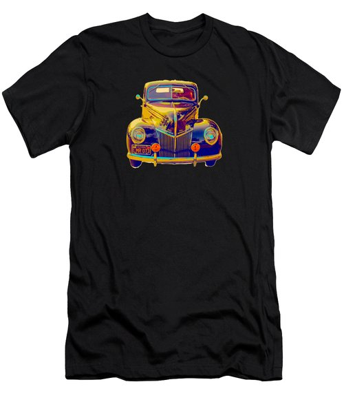 Ford Deluxe Coupe Transfer Men's T-Shirt (Athletic Fit)