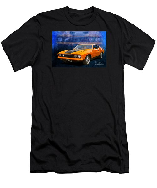 Ford Falcon Xb 351 Gt Coupe Men's T-Shirt (Athletic Fit)